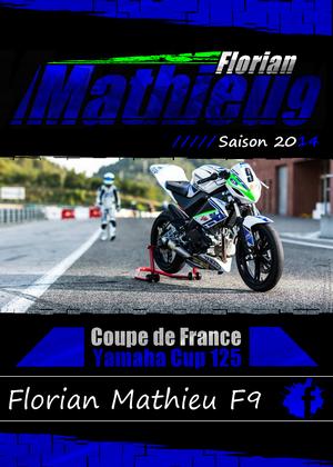 [Pit Laners en course]  Florian Mathieu (Coupe Yamaha 125 R) Pppp10