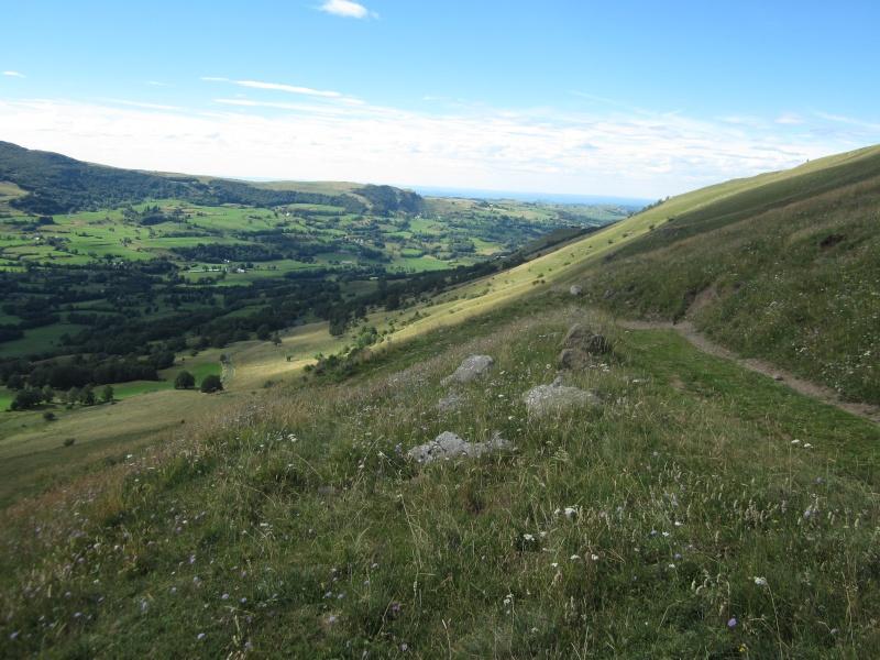 Plateau du Limon : chemin des Quiroux Fabie186