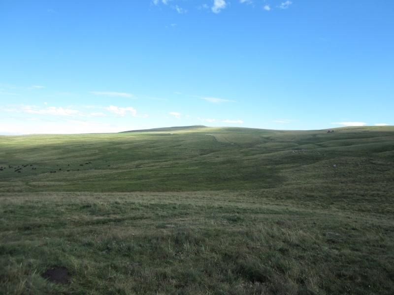 Plateau du Limon : chemin des Quiroux Fabie192