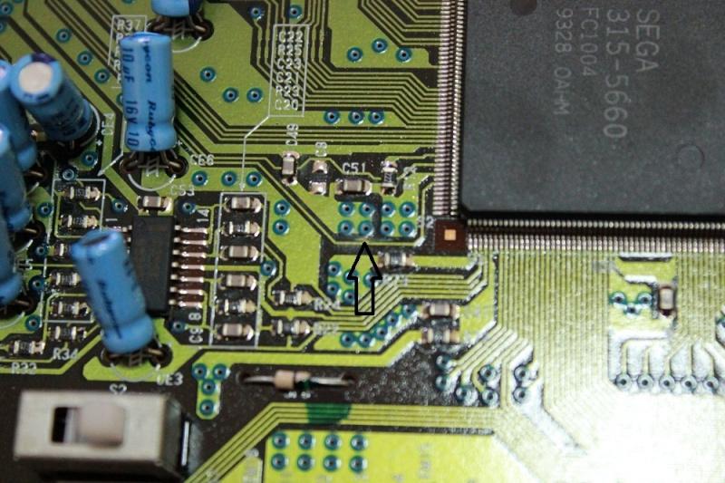 [TUTO] Switches sur Megadrive 2 ASIA PAL ou PAL  facile a comprendre Img_0032