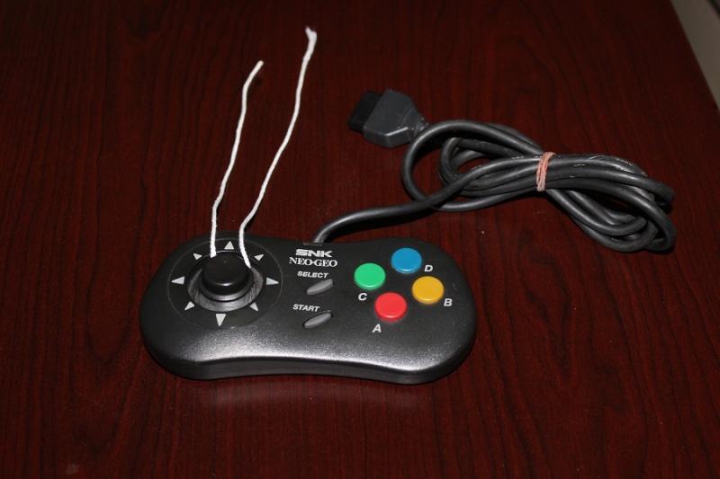 [TUTO] Refaire un pad Neo Geo CD qui ne reagit plus ou mal Img_0280