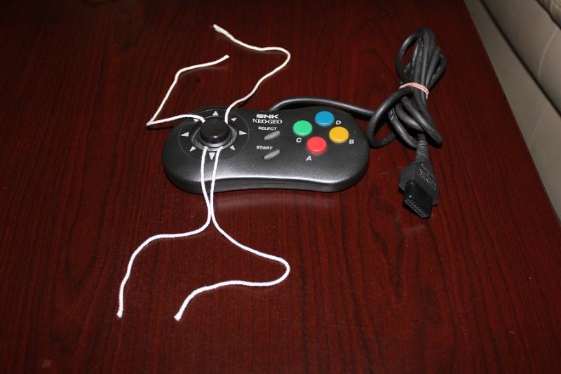 [TUTO] Refaire un pad Neo Geo CD qui ne reagit plus ou mal Img_0281