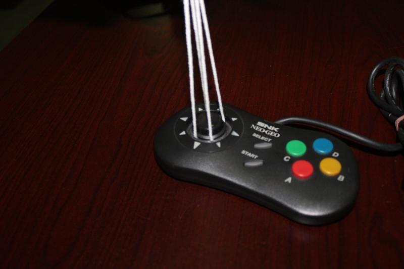 [TUTO] Refaire un pad Neo Geo CD qui ne reagit plus ou mal Img_0282
