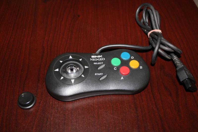 [TUTO] Refaire un pad Neo Geo CD qui ne reagit plus ou mal Img_0283