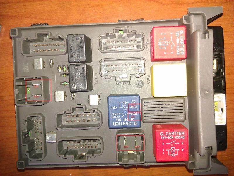 probleme tous les calculateur non detecté Imag0012