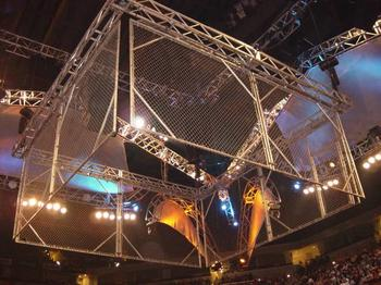 [Semaine 47] Main Event Big E vs John Cena Cage10
