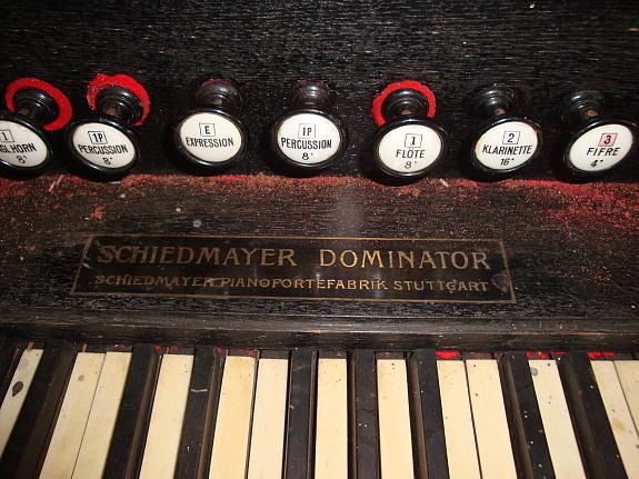 Schiedmayer Dominator à vendre et restaurer   11_27110
