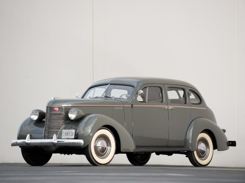 Studebaker 1938 Autowp10