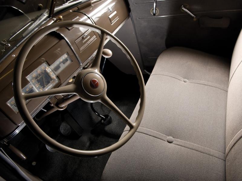 Studebaker 1938 Autowp11