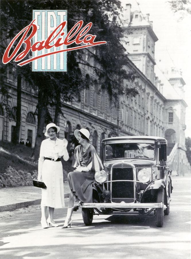 """SIMCA-FIAT, 6cv """"balilla"""", 5 """"topolino"""", 8 """"1100"""" les franco-italiennes - Page 4 Fiat-b10"""