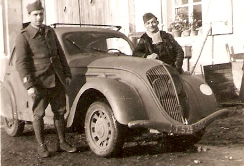 automobile en uniforme - Page 5 Numar111