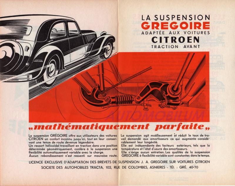 suspension grégoire pour traction Z-b20210