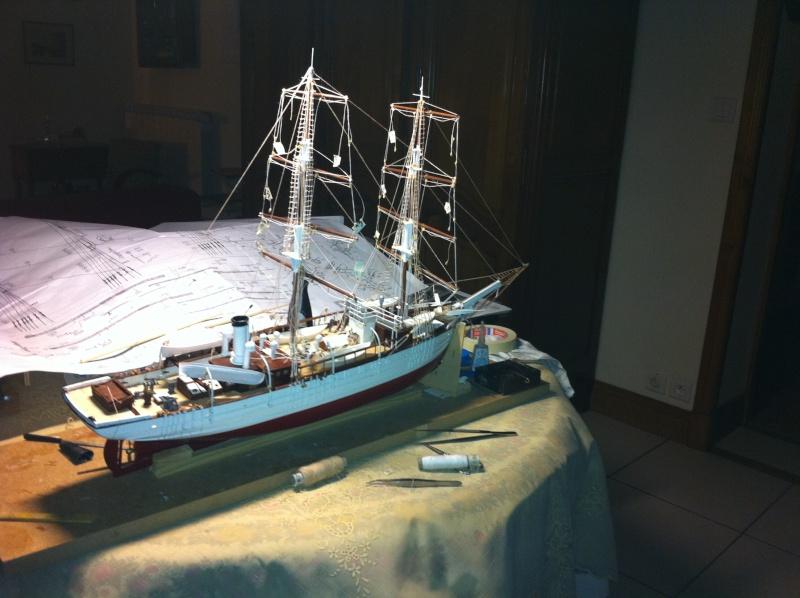 Le Pourquoi Pas, au 1/75ème - Billing Boat,  - Page 2 2014-011
