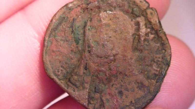 Médaille fin 17/début XVIIIème / St-Jean de la Croix & Ste Thérèse d'Avila Pic_0345