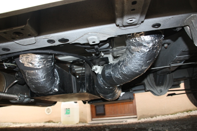 Bruit pompe gasoil TRUMA Webast10
