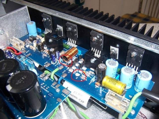Problema kit Nuona Elettronica con ThermalTrak 61010