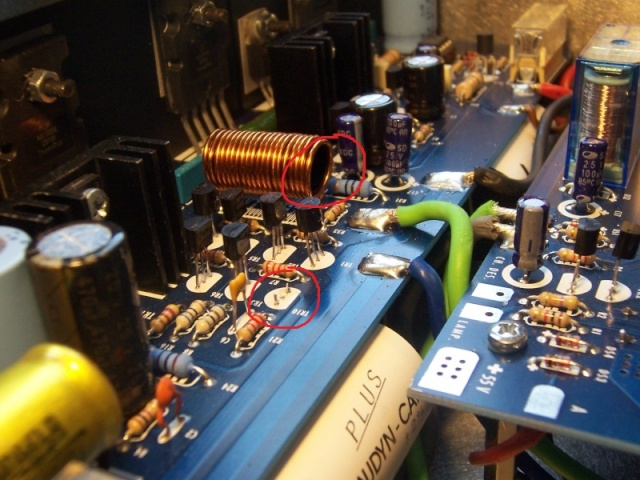 Problema kit Nuona Elettronica con ThermalTrak 71010