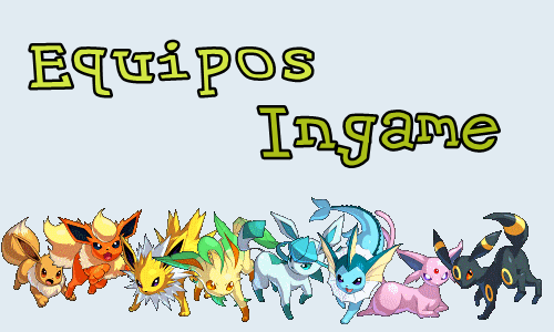 Equipos Ingame Equipo10