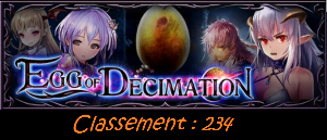 "Résultats ""Anne and Grea Vs. Evil"" Egg_of10"