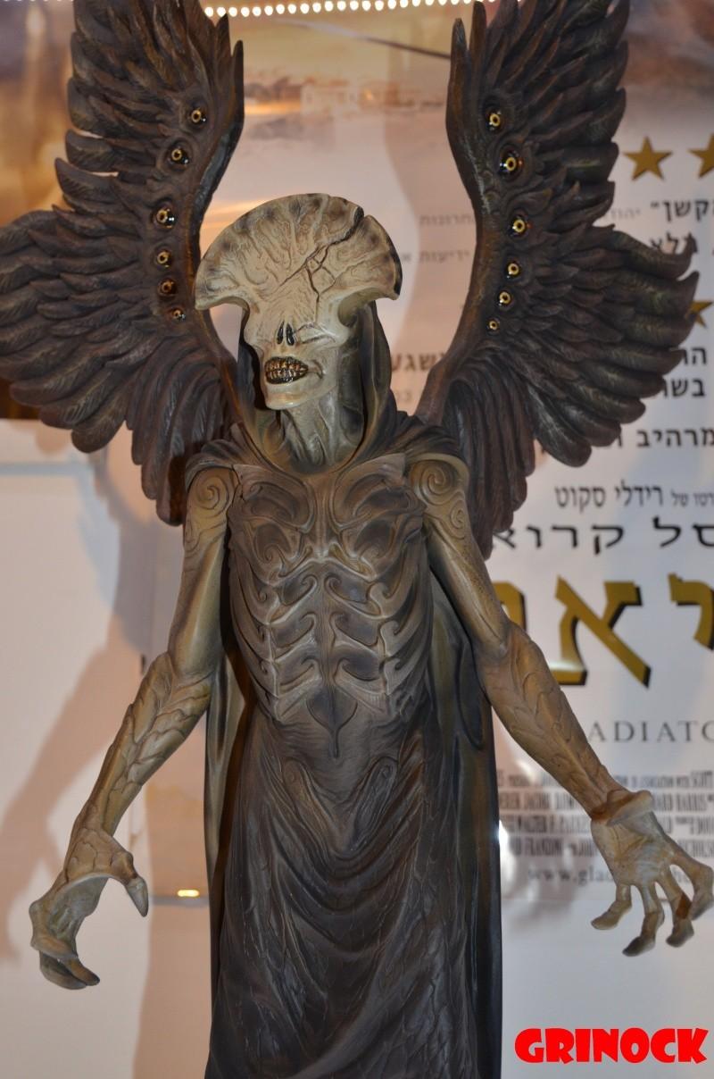 Collect n°469 Grinock : LOTR, STAR WARS, Cinemaquette - Elite Creature NEWS p 8 Angel_12