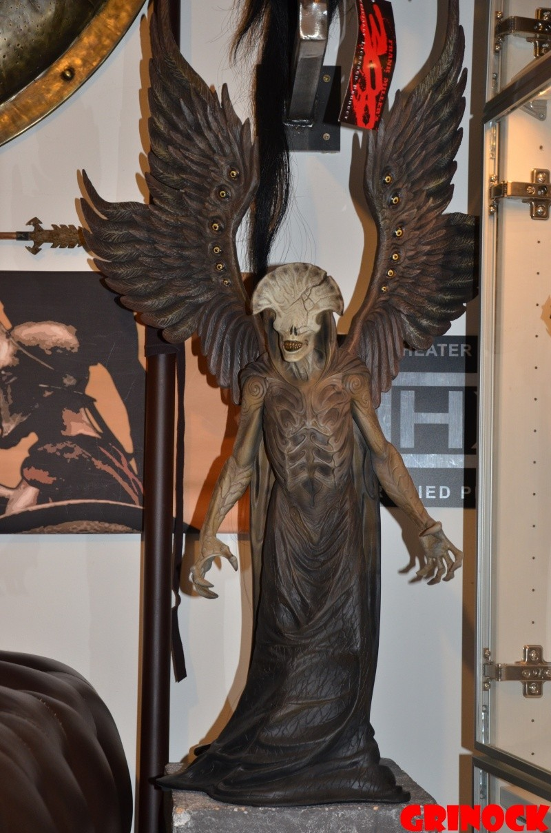 Collect n°469 Grinock : LOTR, STAR WARS, Cinemaquette - Elite Creature NEWS p 8 Angel_13