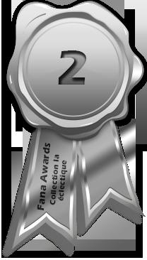 Collect n°469 Grinock : LOTR, STAR WARS, Cinemaquette - Elite Creature NEWS p 8 Award_10
