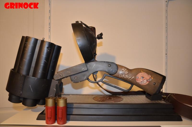 Collect n°469 Grinock : LOTR, STAR WARS, Cinemaquette - Elite Creature NEWS p 8 Baby_g11