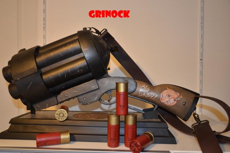 Collect n°469 Grinock : LOTR, STAR WARS, Cinemaquette - Elite Creature NEWS p 8 Baby_g14