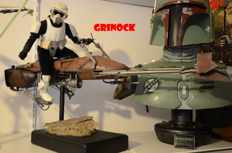 Collect n°469 Grinock : LOTR, STAR WARS, Cinemaquette - Elite Creature NEWS p 8 Troope10