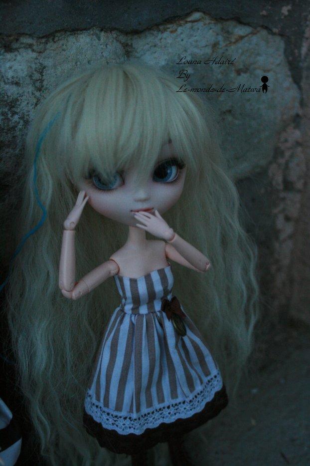 ~Quand les personnages de livres vous rendent visite~ Louna10
