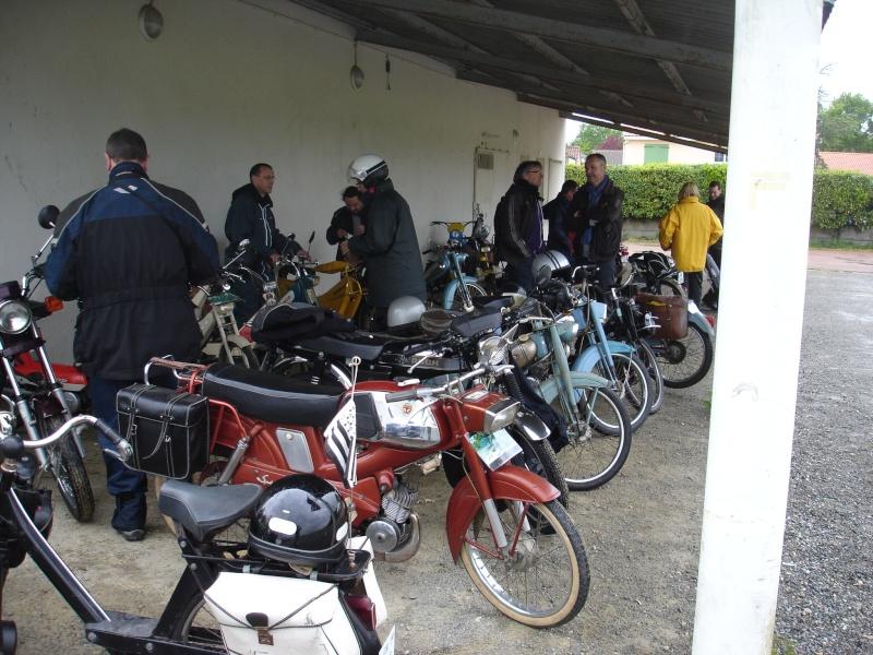Rando mob solex et moto 100cc aux Sauriniéres 27 avril 2014 Dsc02314
