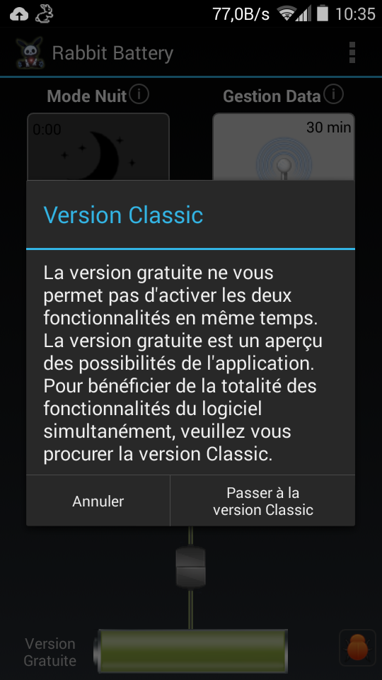 [APPLICATION ANDROID - RABBIT BATTERY] Gérer sa batterie [gratuit/payant] - Page 8 Screen20