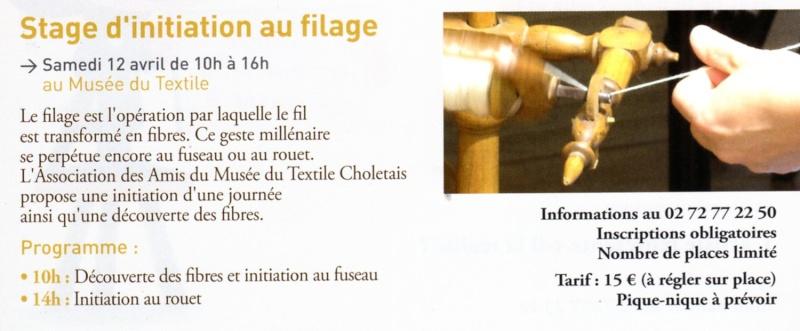 [Cholet] Le musée du textile  Motif_11