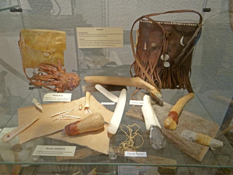 Expo de Préhistoire à l'Hôtel de VIlle de Woippy (Moselle), du 4 novembre au 4 décembre Dsc01116
