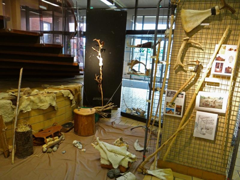 Expo de Préhistoire à l'Hôtel de VIlle de Woippy (Moselle), du 4 novembre au 4 décembre Dsc01122