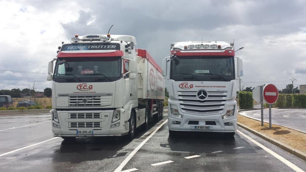 Transport du Cap de Gascogne (Saint-Sever) (40) 10972010