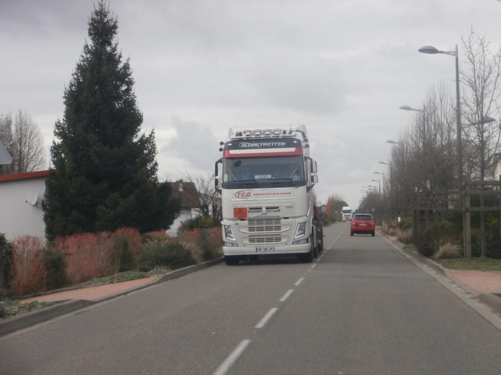 Transport du Cap de Gascogne (Saint-Sever) (40) 12368312
