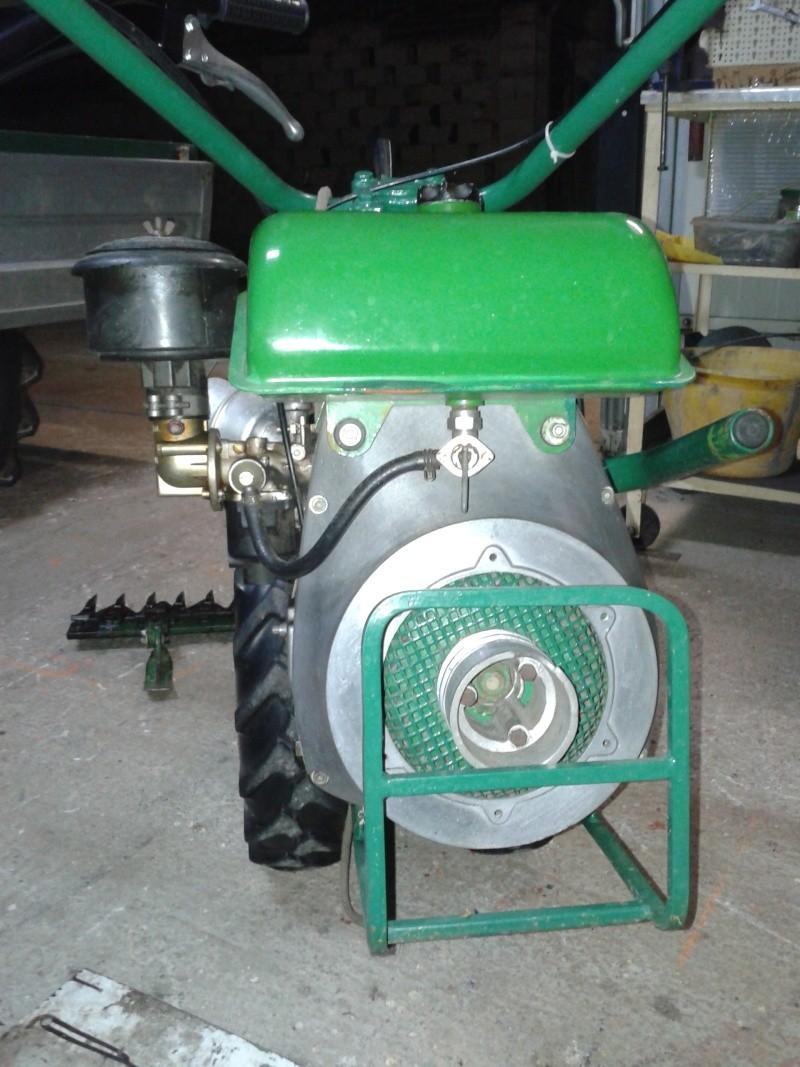 Motozappa barbieri con motore minarelli 20131129