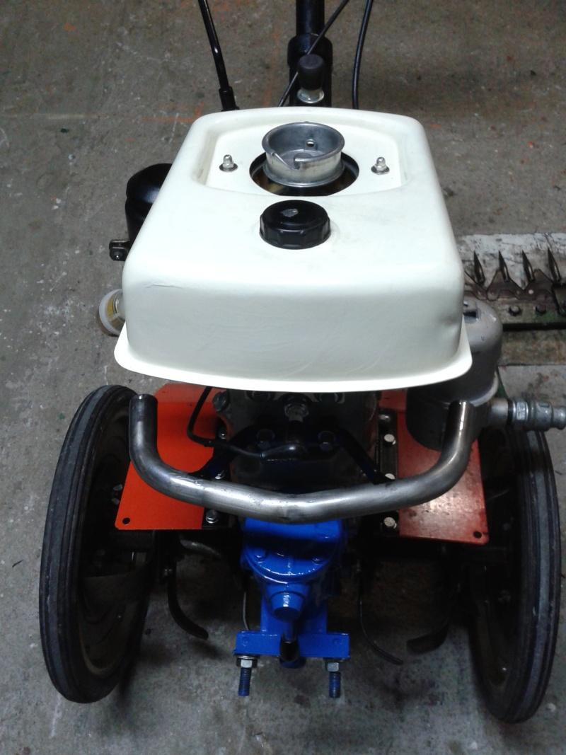 Motozappa barbieri con motore minarelli 20131138