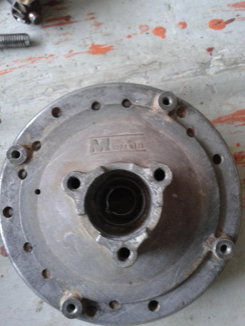 Motozappa benassi con motore minarelli  20131179
