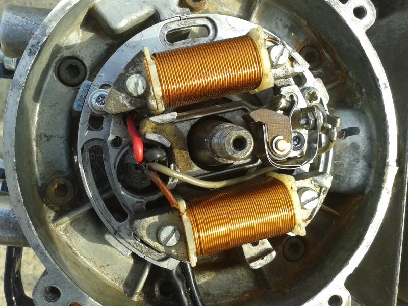 Motozappa benassi con motore minarelli  20131243