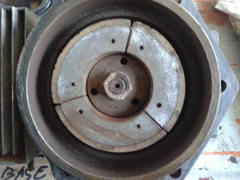 Motozappa benassi con motore minarelli  20131249