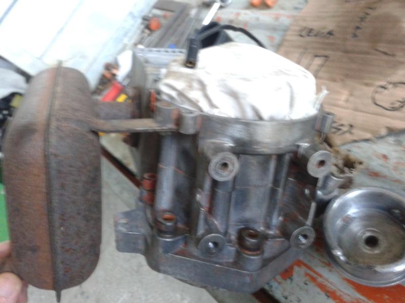 Motozappa benassi con motore minarelli  20131250