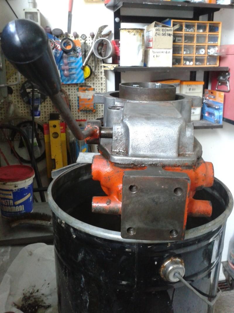 Motozappa benassi con motore minarelli  20131255