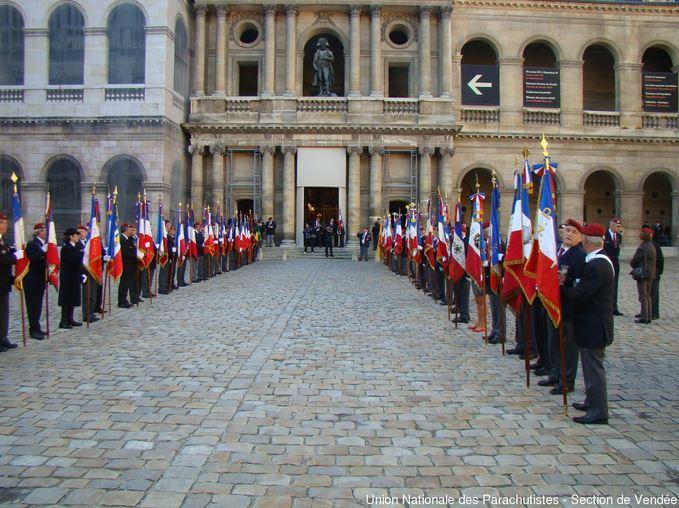 U N P  :  S A I N T - M I C H E L  .   N A T I O N A L E  aux Champs Elysées PARIS le 5 octobre 2013 Unp_ve11