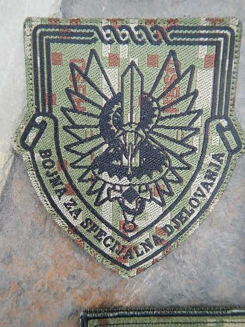 Croatian digital insignia Croati16