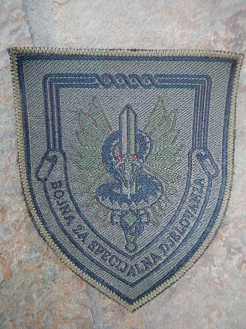 Croatian digital insignia Croati23