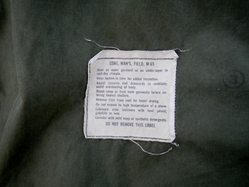Vietnam era M65 Dscn0427