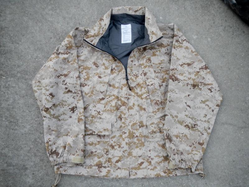 Lightweight Desert Marpat  Goretex  jacket Dscn0456