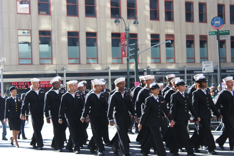 2013 Veteran's Day Parade NY City Img_1116
